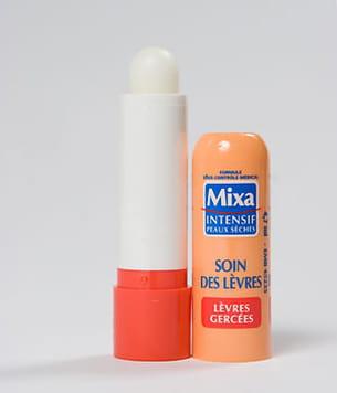 mixa soin des lèvres réparateur lèvres gercées et abîmées