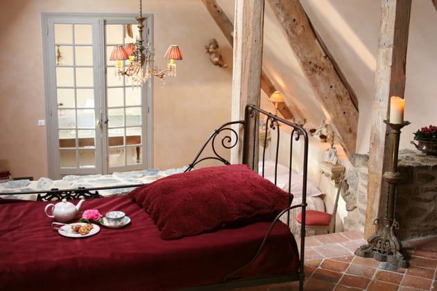 l 39 amour sur le lit. Black Bedroom Furniture Sets. Home Design Ideas