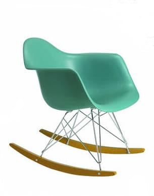chaise à bascule 'rar' de charles et ray eames chez the conran shop