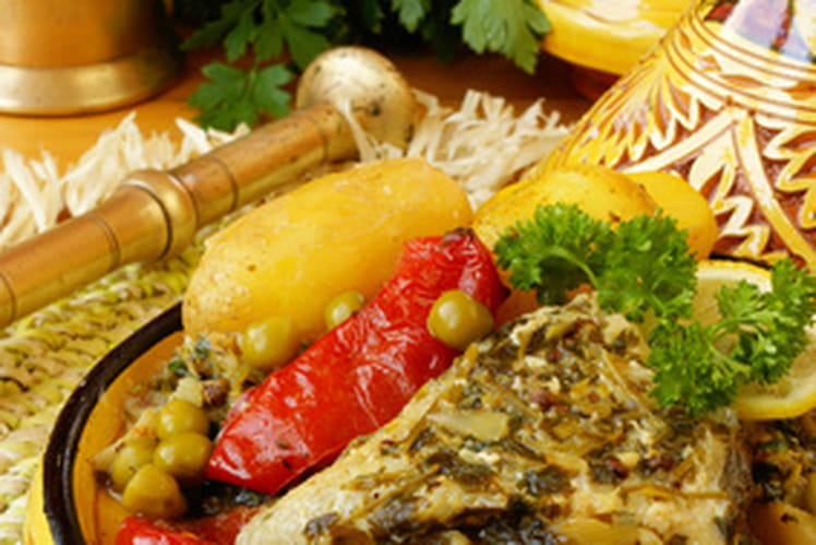 Tagine de poisson