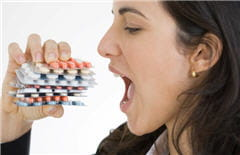 non, prendre une tonne d'antibiotiques ne vous aidera pas à soigner une angine
