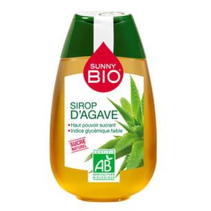 sirop d'agave sunny bio