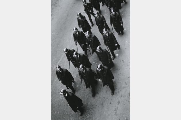 Police à Paris – 3mai 1968