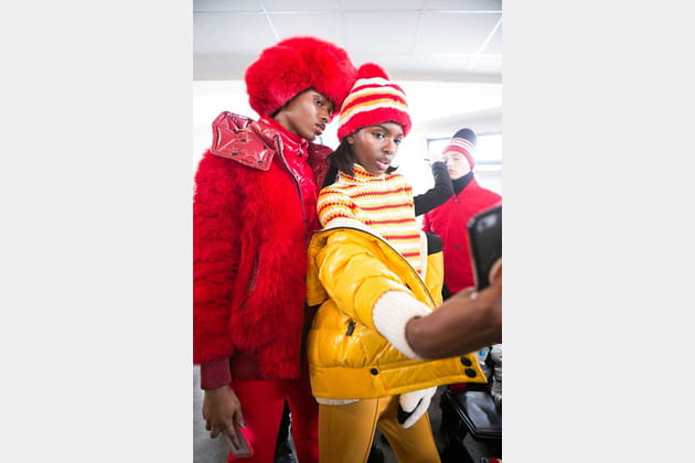 Moncler Grenoble (Backstage) - photo 6