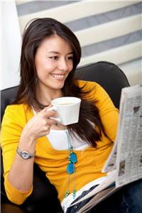 si vous avez du mal à trouver le sommeil, évitez de boire du café après 17h.