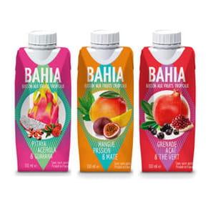 boisson aux fruits tropicaux de bahia