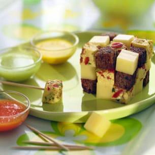 rubik's cube apéritif