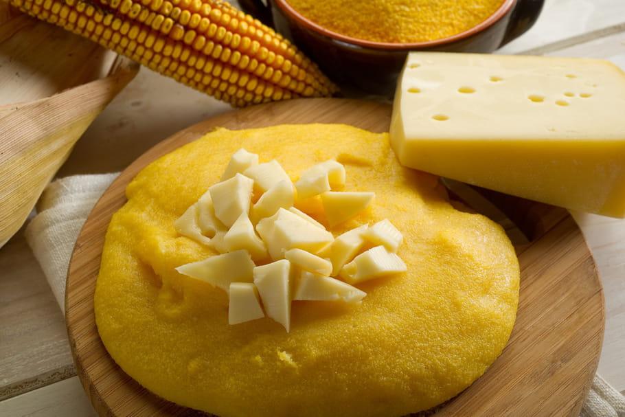 Comment bien cuire de la polenta?