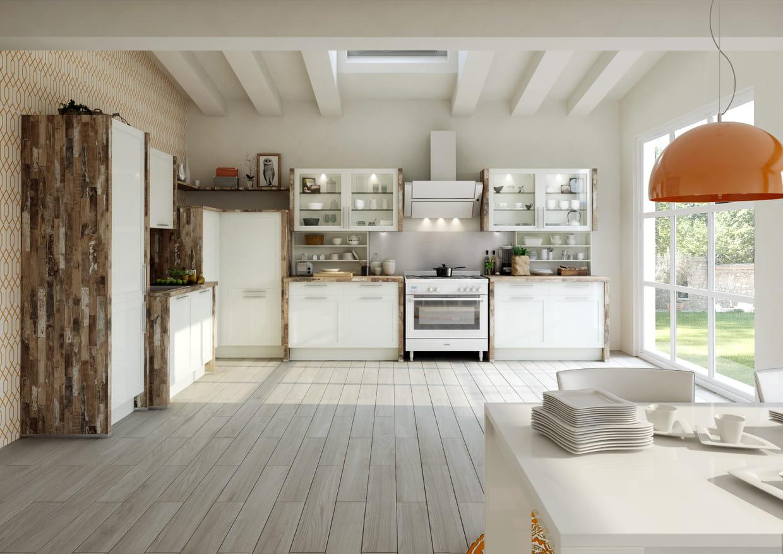 cuisine z nith par ixina. Black Bedroom Furniture Sets. Home Design Ideas