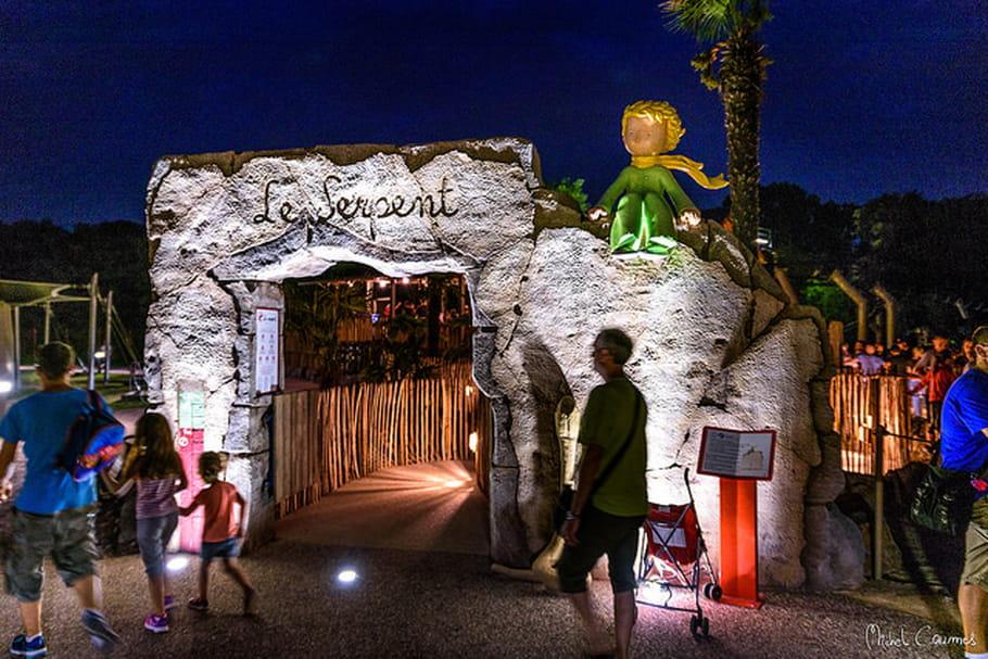 La nuit des étoiles au Parc du Petit Prince