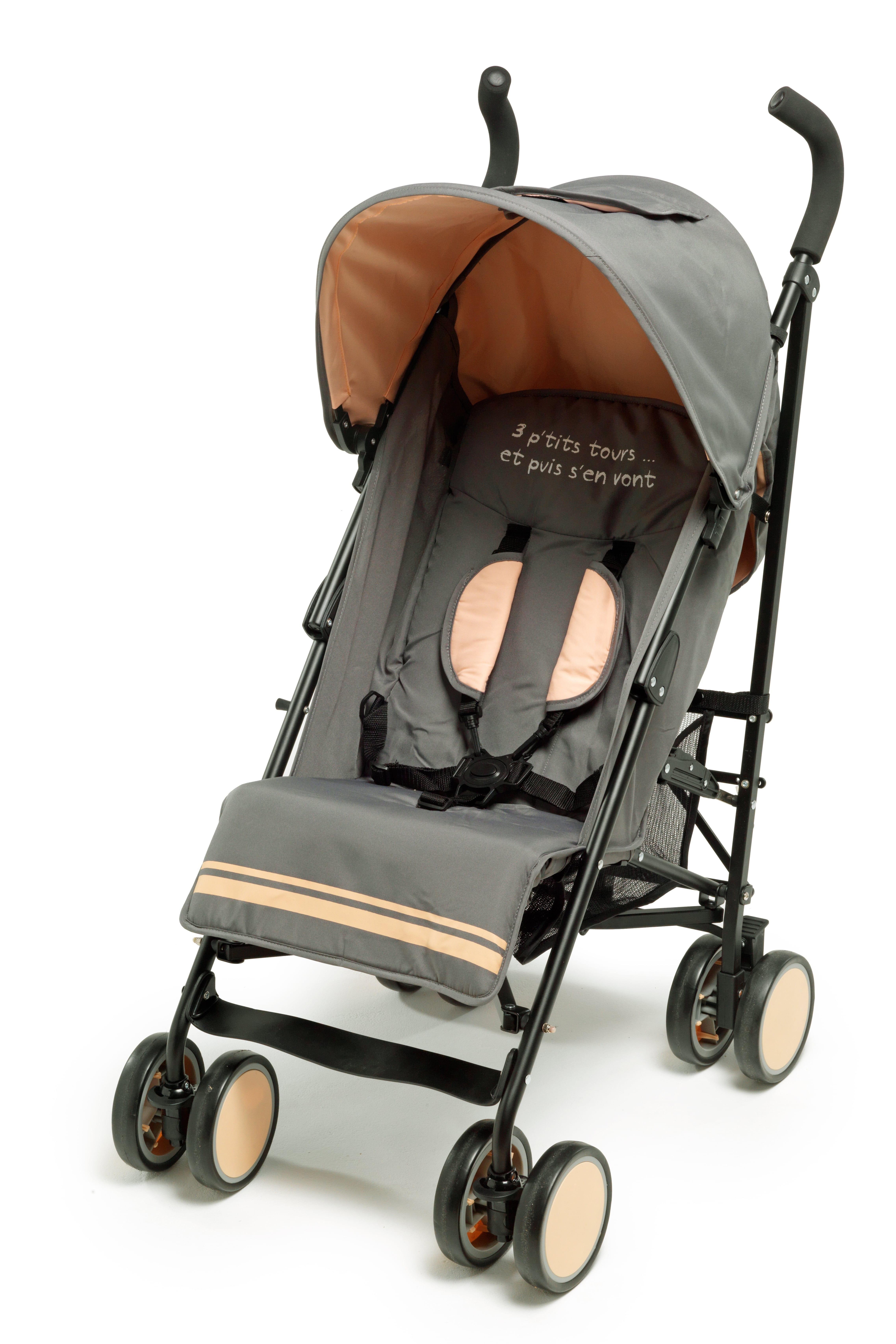 Poussette canne Diabolo de Babybus Autour de bébé