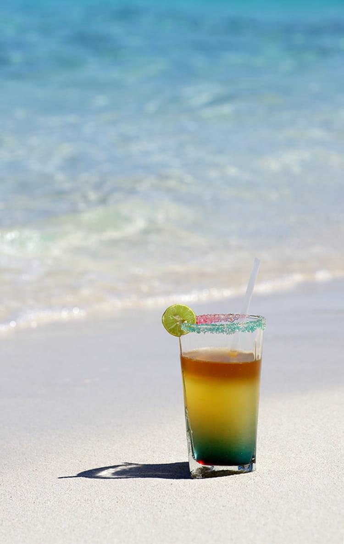 Super Recette de Cocktail haïtien à l'orange, au rhum et curaçao : la  KL11