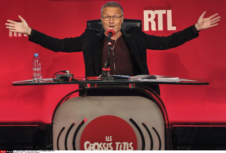 """Laurent Ruquier, en rogne contre Catherine Barma: """"Elle a disparu"""""""