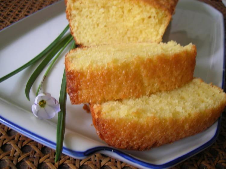 Cake  Ef Bf Bd La Farine De Chataigne Au Citron