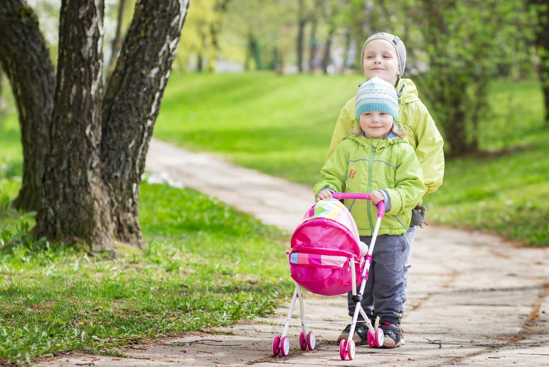 Landaus: les meilleurs jouets pour promener sa poupée