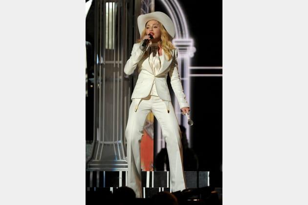 Madonna 26janvier 2014