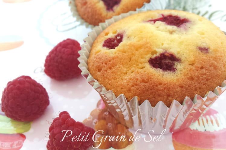 Muffins à la framboise