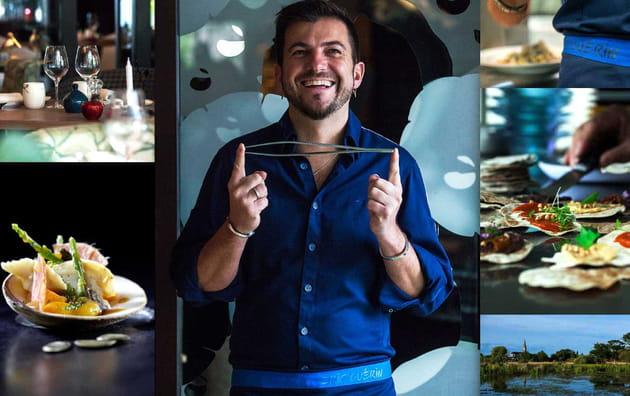 Eric Guérin, son C.V. culinaire