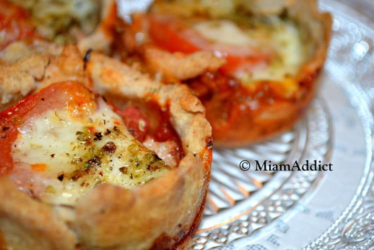 Mini tartelettes thon tomates