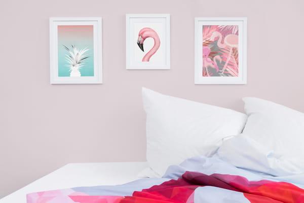 cadres-juniqe-flamingo