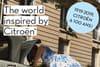 THE WORLD INSPIRED BY CITROEN, 100ans de glamour à la Monnaie de Paris