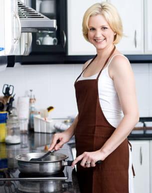n'abusez pas des matières grasses pour la cuisson.