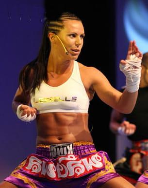 il ne vous sera pas imposé de porter une tenue de boxeuse comme celle de cette
