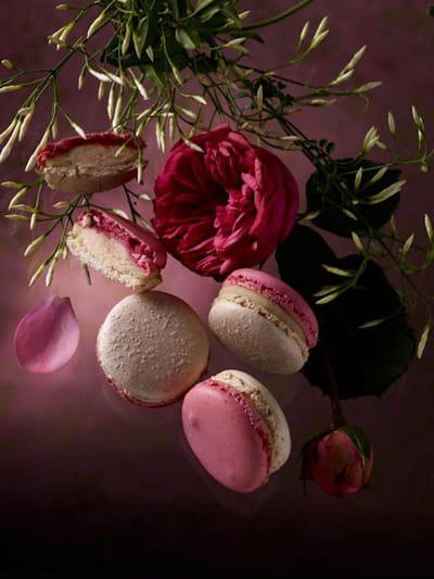 macaron jardin secret
