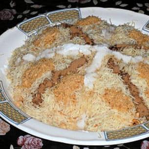 seffa marocaine.