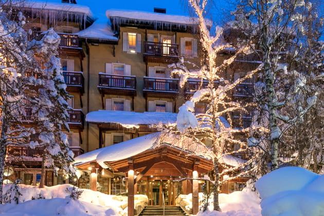 Hôtel**** Lodge Park