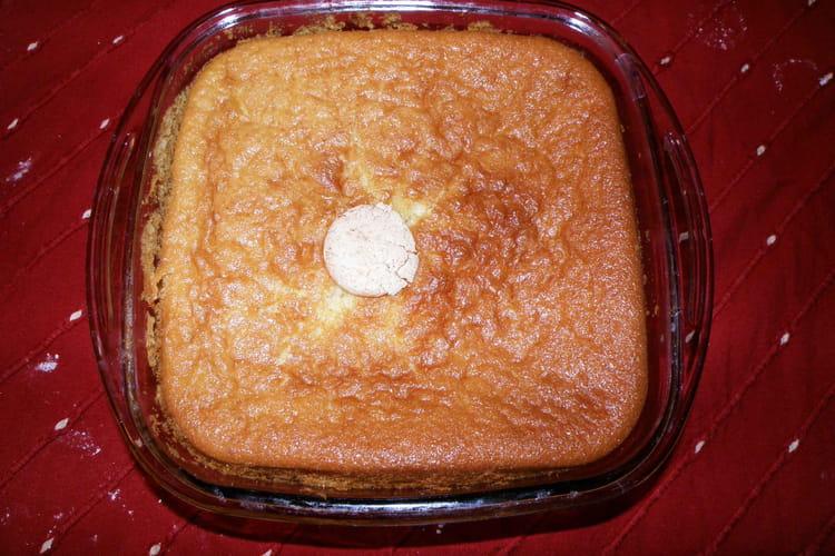 Gâteau à la crème ultra-moelleux