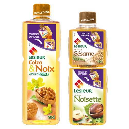 huile colza ou noix