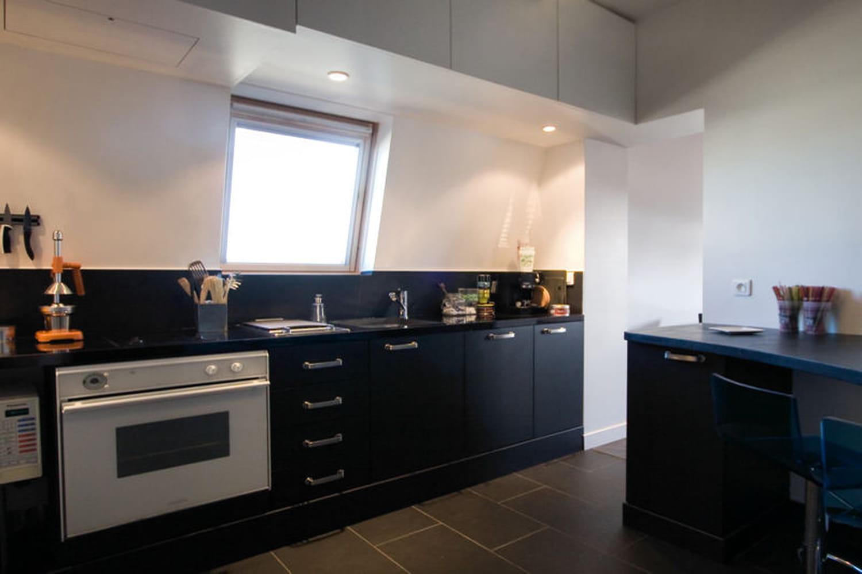 Quelle crédence pour une cuisine noire?