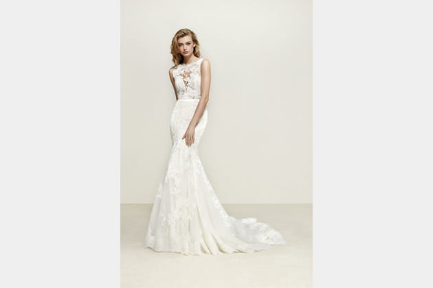 Robe de mariée Dril de Pronovias