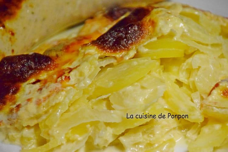 Recette de gratin de pommes de terre et fenouil - Comment cuisiner les gnocchi ...