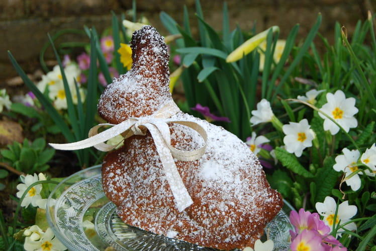Gâteau de Pâques aux noix