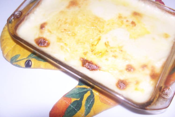 Recette de gratin de c tes de blettes la recette facile - Cuisiner des cotes de blettes ...