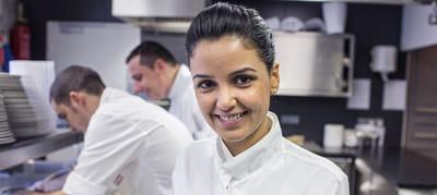 tabata bonardi au restaurant marguerie de paul bocuse a lyon 4804226