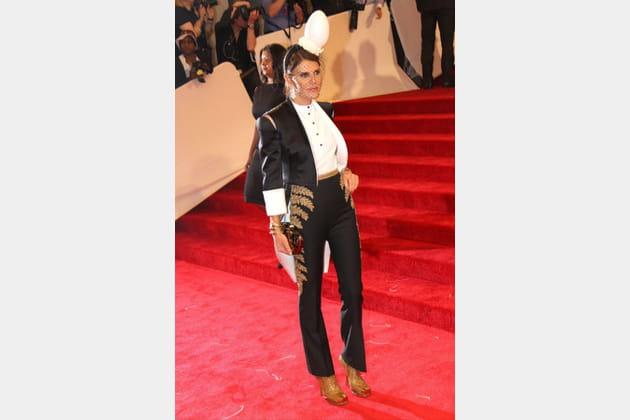 Alexander McQueen: Savage Beauty en 2011