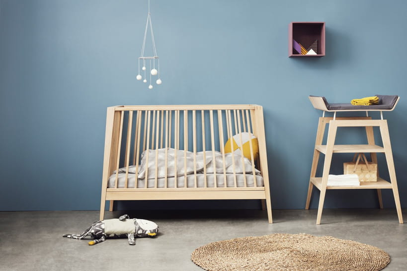 Des lits évolutifs qui grandissent avec bébé