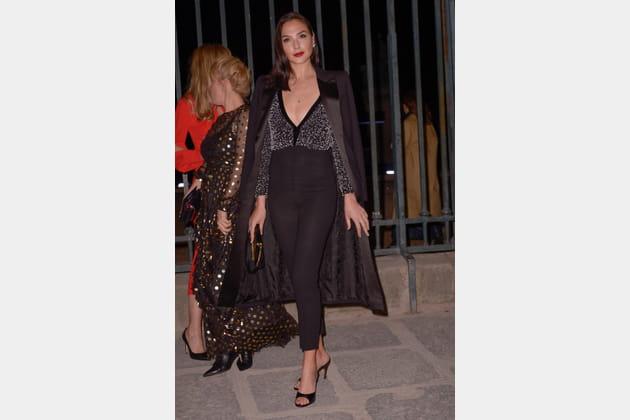 Gal Gadot au défilé Givenchy