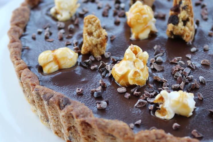 Cookies Pie Chocolat