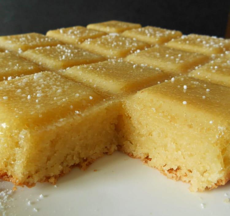 Recette De Gâteau Namandier à La Poudre Damande La Recette Facile
