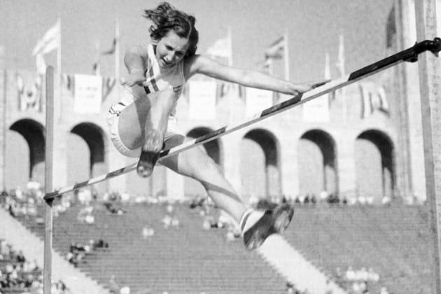 Athlétisme : Jean Shiley