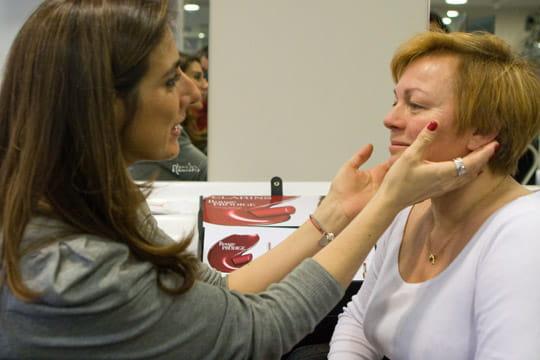 Le diagnostic maquillage