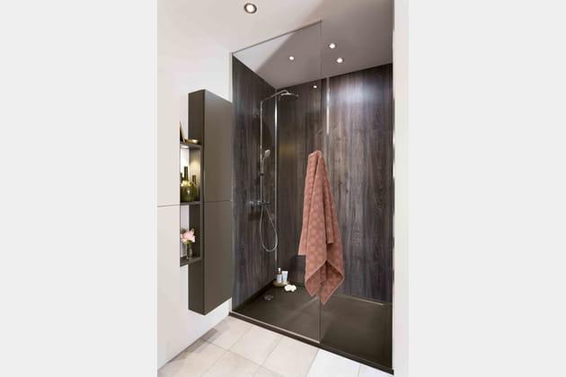 douche l 39 italienne ambiance elegance de mobalpa. Black Bedroom Furniture Sets. Home Design Ideas