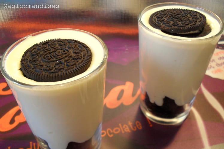 Crèmes de Mascarpone aux Oréos ®