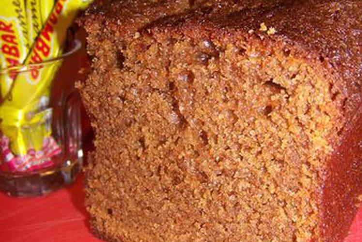 Le cake aux Carambars