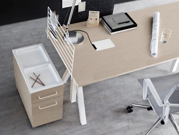 Bureau Work par String