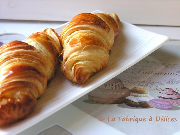 Recette De Croissants Au Beurre La Meilleure Recette